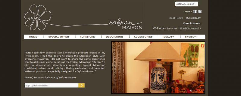 Safran Maison
