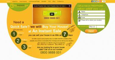 An instant sale